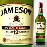 JAMESON【アイルランド】