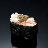 ずわい蟹味噌炙り