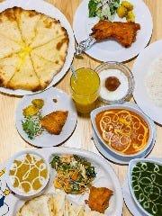 Crown Nepal プレミアムカレー屋