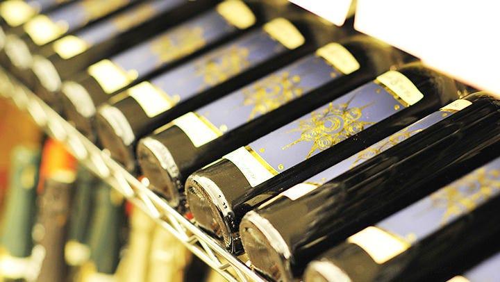 200種のイタリアワイン