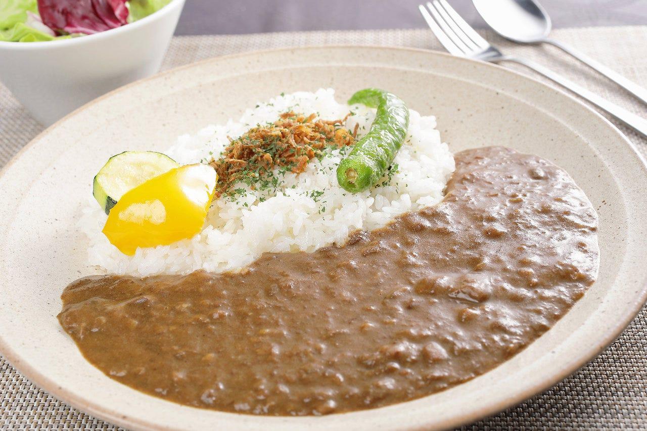 takeout カレー・ハヤシライス・和牛丼全6種のラインナップ