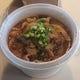 takeout「和牛丼」 カルビ薄切り特製出汁とご一緒に