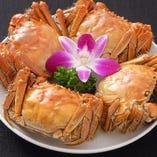 【冬季限定】上海蟹【中国 上海】