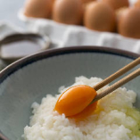 〈美山の子守唄〉 〆の玉子かけごはんは京都から届く絶品卵で♪