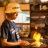 〈すべて手作り〉 正やの料理は料理人が愛情込めて作ります