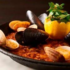 ■本格スペイン料理を楽しむ