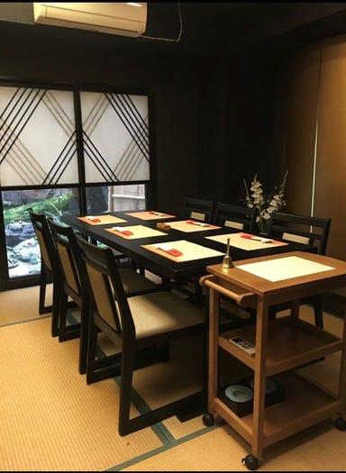 日本料理 さかした  こだわりの画像