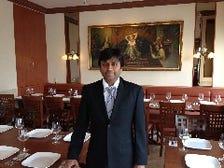 インド人が作る本場のインド料理