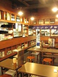 穴場 都島店 店内の画像