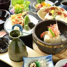 石焼き丼コース(限定15食)