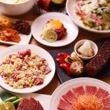 歓迎会、接待、各種ご宴会に、料理コースもご用意。
