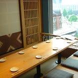 【個室】 個室は7室、5~46名様まで宴会可能です!
