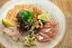 漁場からの便り。駿河湾&函館港 鮮魚と貝のお刺身カルパッチョ