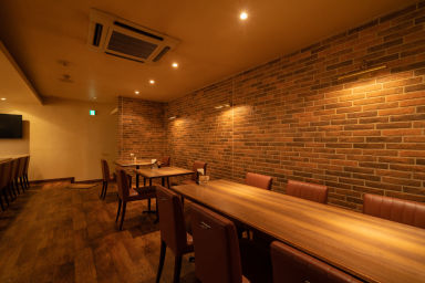cafe クローバー  店内の画像