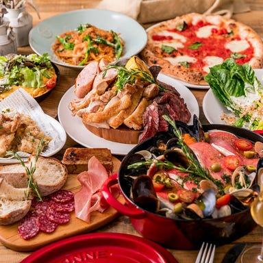 Italian Kitchen VANSAN 高槻店 こだわりの画像