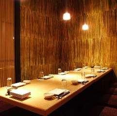 全席個室 鮮や一夜 広島新天地プラザ店