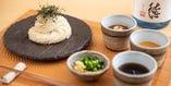 季節で変わる旬の秋田の素材を使用したうどんも人気です。