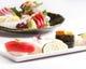刺身の盛り合わせとにぎり寿司