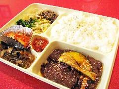 松阪牛上ロース焼肉弁当