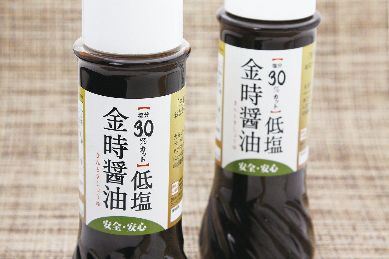 国産生姜使用『金時醤油』  830円