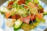 人気No.5 海鮮サラダ