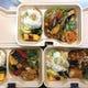 米八の手作り弁当。800円よりご予算に応じて出来ます(要予約)