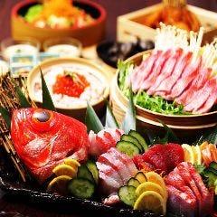 完全個室 仙台料理と日本酒 DANRO 仙台駅前店