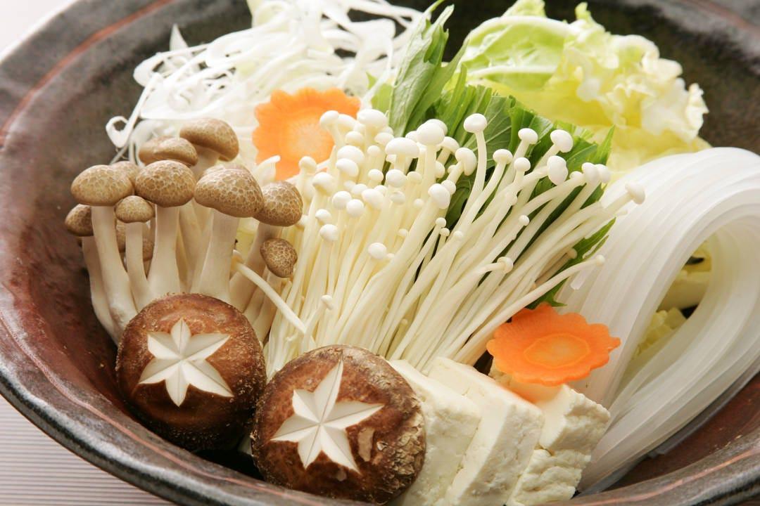 京野菜、国産野菜へのこだわり