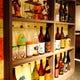 多数の銘柄焼酎や日本酒をご用意。 お酒の種類は豊富です!