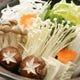 野菜は京野菜を中心に、 全て国産にこだわっています。