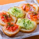 市場直送の新鮮な野菜も是非ご賞味ください。
