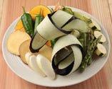 【野菜盛】
