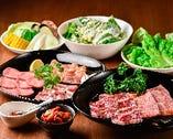 【3~4名様向け】焼肉セット 500g