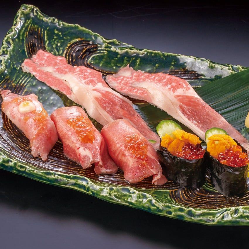 お肉の色々な部位を、様々な味でお楽しみ下さい!