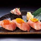 トロたん寿司セット