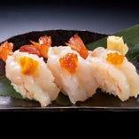 ぷりっと生海老寿司 3個セット