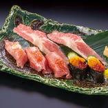 上牛寿司(1人前)