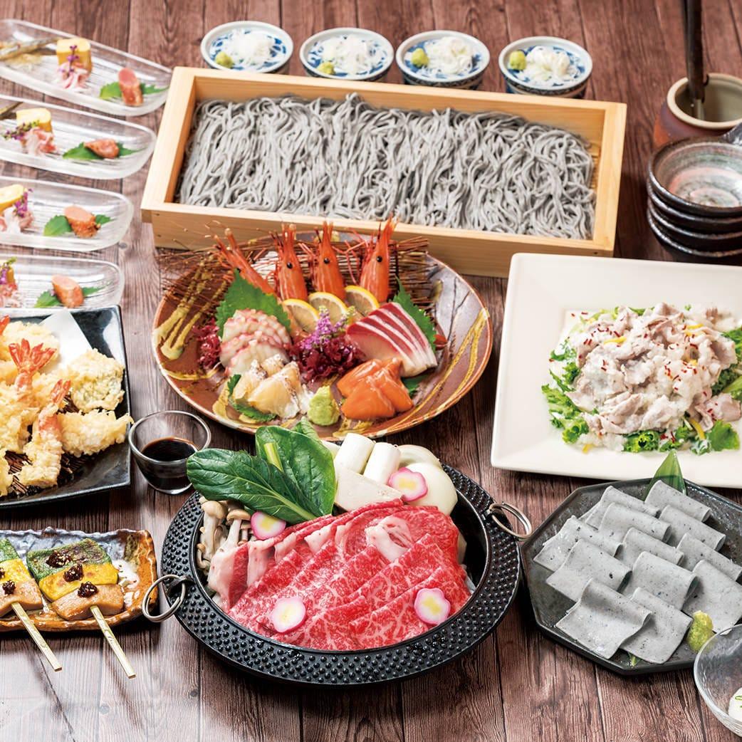 寛ぎ個室と旬菜和食のお店 高田屋 品川港南口店