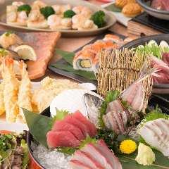 薩摩魚鮮水産 鹿児島中央駅東口店