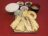 ◆伝統の魚定食◆