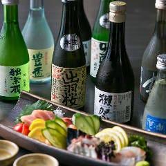 日本酒とお肴の店 仄仄(ほのぼの)