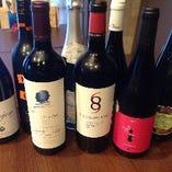 不定期に仕入れるワイン 好きな味を探してください♪