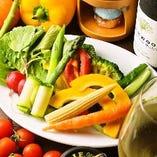 彩り豊かな新鮮野菜【各生産地】