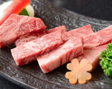 京焼肉にしき 上桂本店  メニューの画像