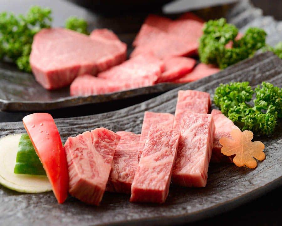 京焼肉にしき 上桂本店