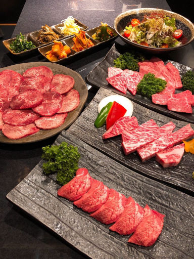 京焼肉にしき 上桂本店  コースの画像