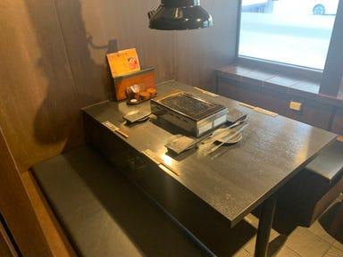 京焼肉にしき 上桂本店  店内の画像
