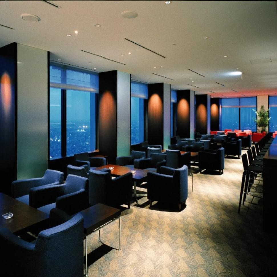 ホテルオークラレストラン新宿 スカイラウンジ オーキッド倶楽部
