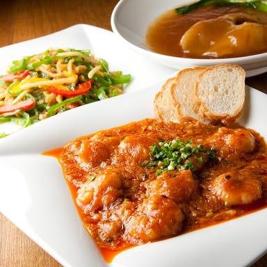 CHINESE DINING 楽○  こだわりの画像