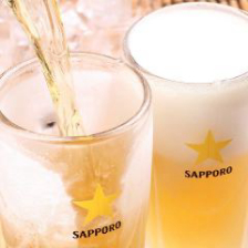 【飲み放題】キンキンの生ビール